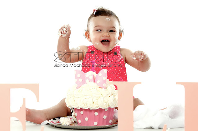 fotos de book smash the cake