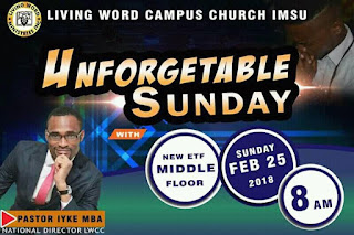 Living Word Campus Church Imsu Invites Students To An Unforgettable Sunday Experience