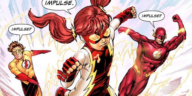 Speedster Wanita DC, dari Jesse Quick hingga XS