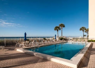 Grand Mariner Condos Outdoor pool Destin Florida