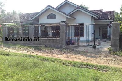 Pintu Pagar Minimalis Pemasangan Di Sidomulyo Lama Lampung Selatan