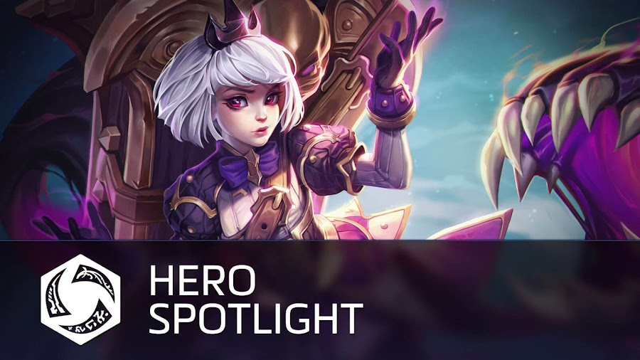 heroes of the storm hero orphea nexus