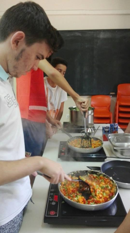Galer as digital taller de cocina formaci n profesional for Formacion profesional cocina
