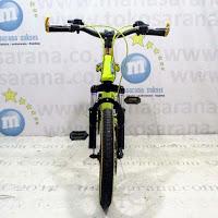 16 sepeda gunung anak evergreen