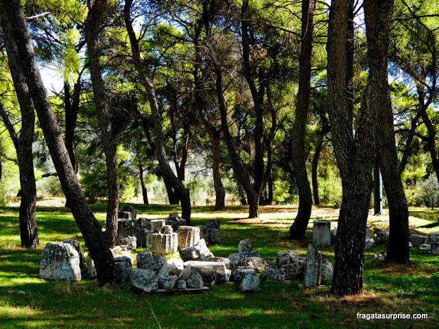 Sítio Arqueológico de Epidauros