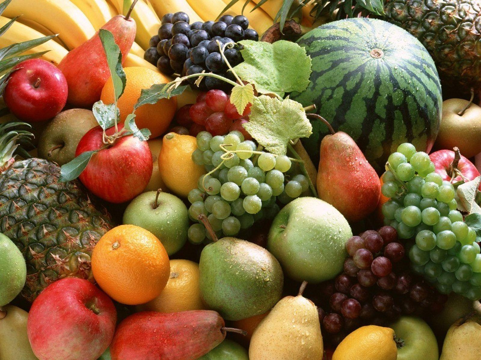 Kitchen Tiles Fruits Vegetables