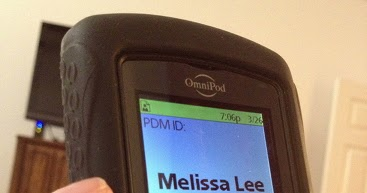 Sweetly Voiced™: First Impressions: The New Omnipod UST400