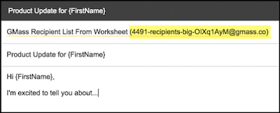 You can now send 10,000 emails with GMass and Gmail [Updated