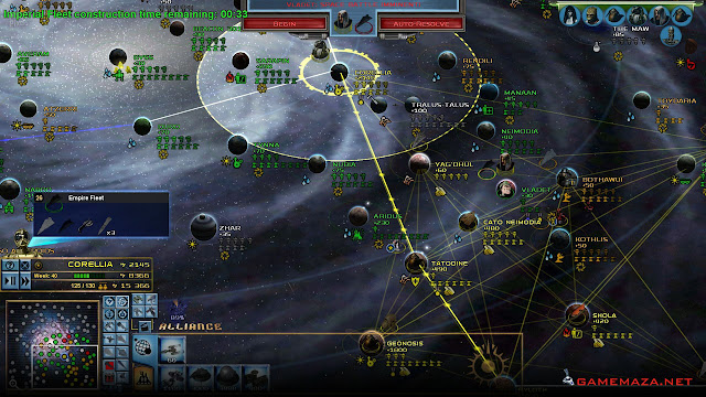 Star Wars Empire at War Screenshot 1