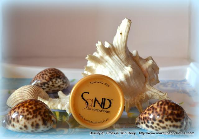 SaND for Soapaholics Shine & Shiny Conditioner