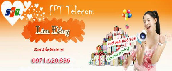Đăng Ký Lắp Mạng Wifi FPT Tại Đà Lạt