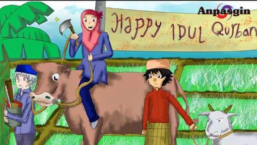 Kata Ucapan Selamat Hari Raya Lebaran Idul Adha 2016 1437 H Terbaru