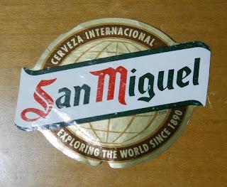 cerveza internacional San Miguel