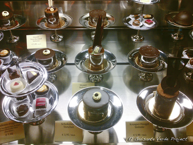 Fassbender & Rausch, chocolates por El Guisante Verde Project