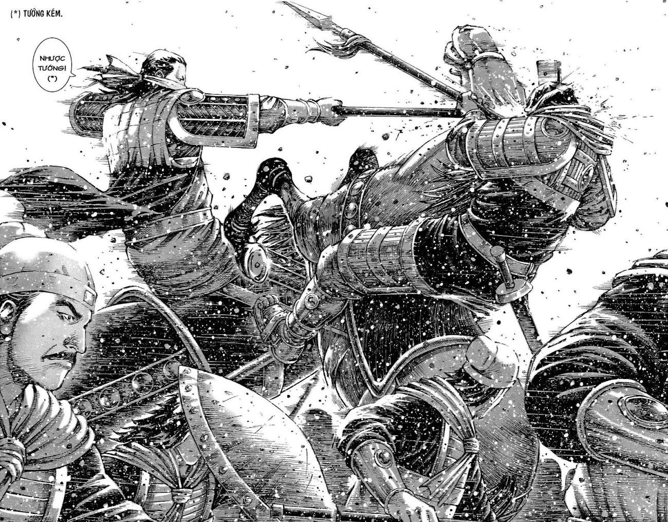 Hỏa phụng liêu nguyên Chương 373: Nhược tướng tàn binh [Remake] trang 12