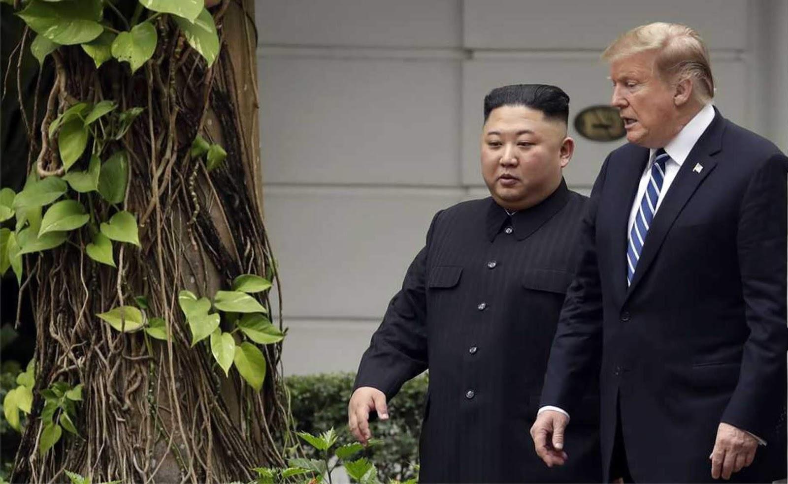 Times - KTT Hanoi berakhir lebih cepat dari jadwal karena permintaan untuk menutup pabrik nuklir rahasia