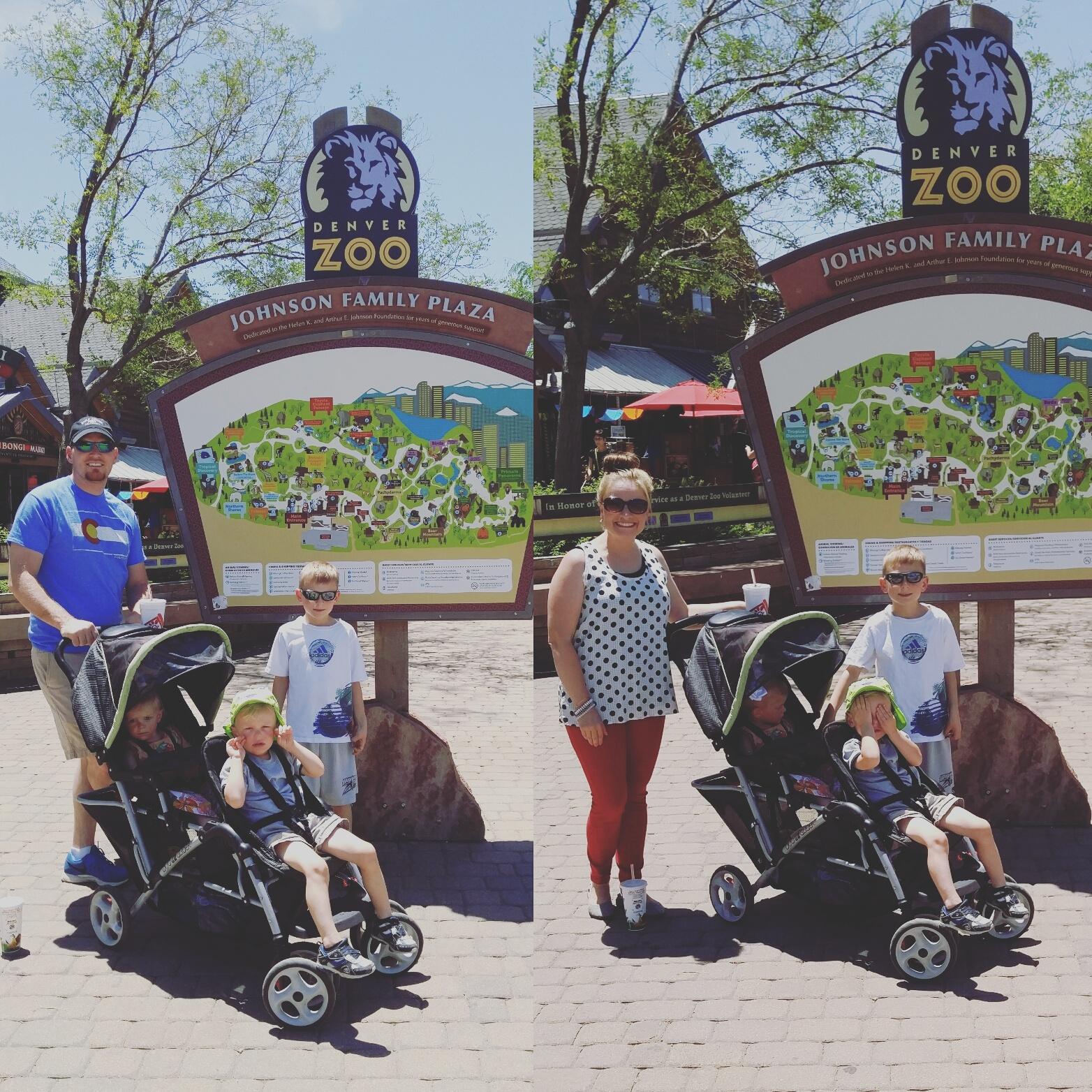 McCash Family blog: A Quick Trip