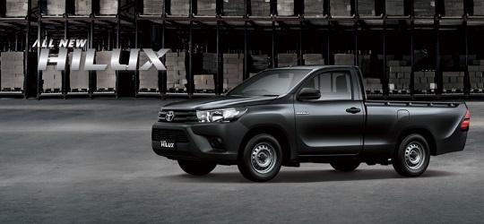 Harga Mobil Toyota All New Hilux Jakarta, Tangerang, Bekasi, Depok, Bogor, Cikarang, Serang 2018
