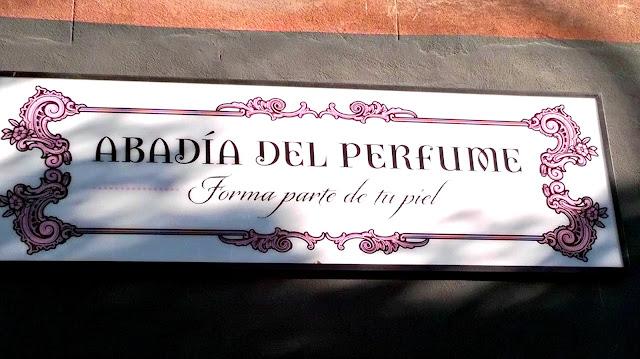 abadía del perfume