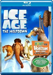 Ice Age The Meltdown (2006) Hindi Dual Audio Movie 105Mb hevc BRRip