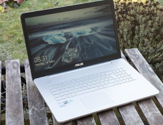 Asus Vivobook Pro N752VX 17-inch Laptop Full Drivers - Software For Windows 10
