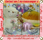 @22 april : CONTEST ME & MY KESAYANGAN/S