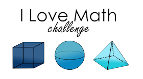 I Love Math Challenge Blog
