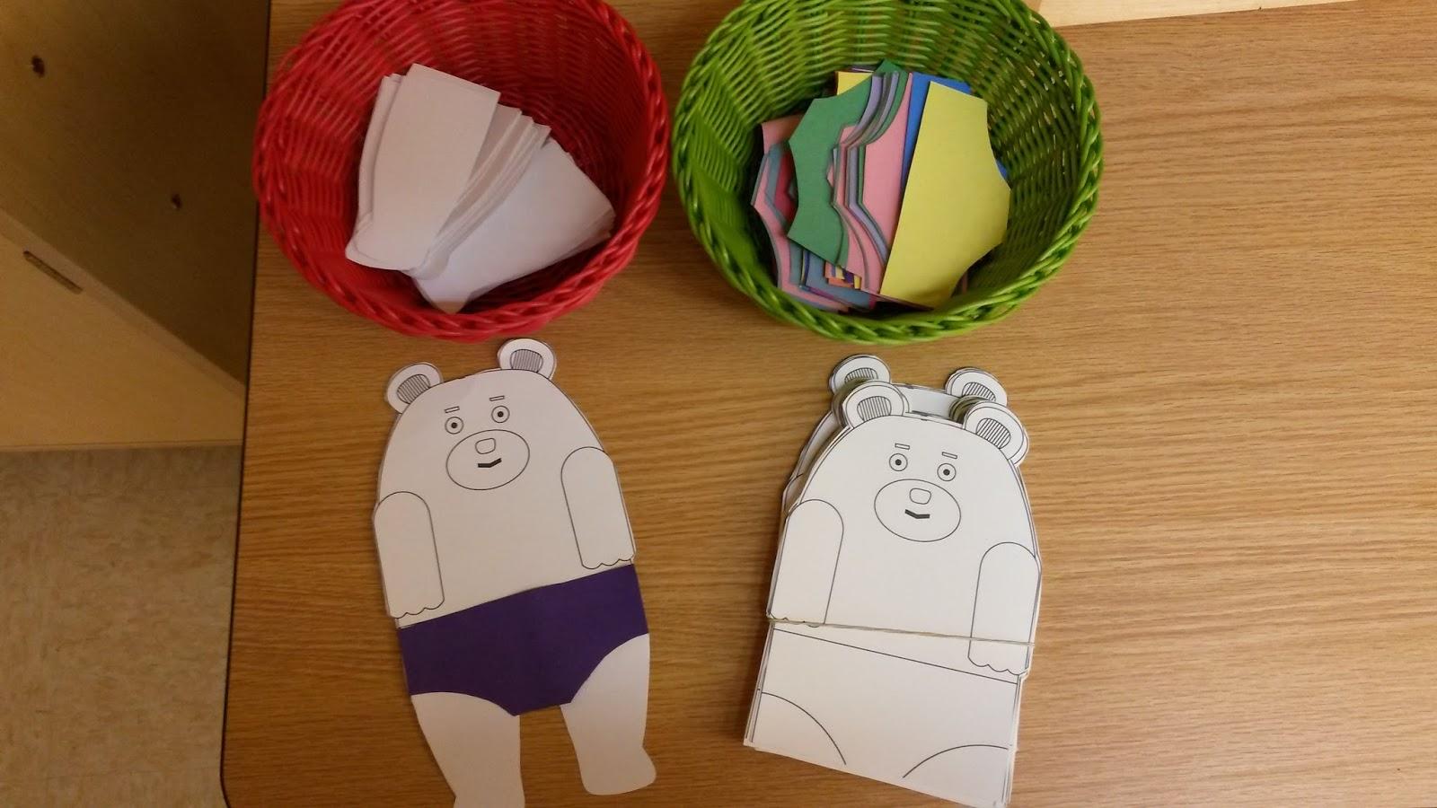 One Little Librarian Toddler Time Polar Bears Amp Underwear