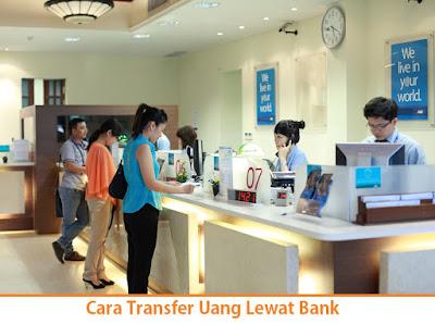 Cara Transfer Uang Lewat Bank (Termudah.com)
