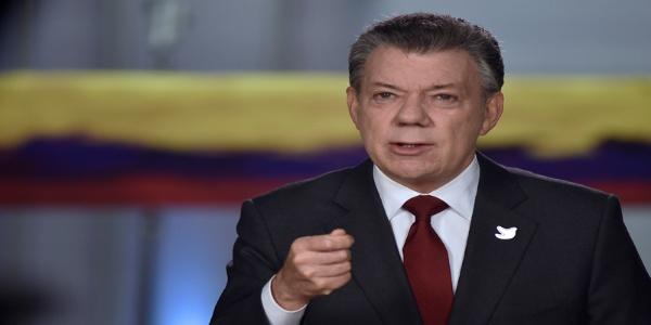 """OTAN y Colombia acuerdan lucha contra el """"crimen organizado"""""""