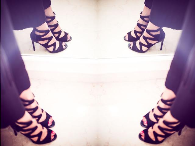Vegan Heels - Vegan luxury - Vegan fashion   Dubai Fashion Blogger