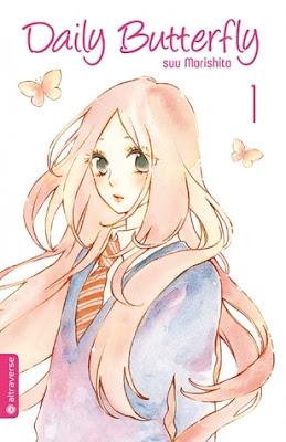 Daily Butterfly (Hibi Chouchou) de Suu Morishita