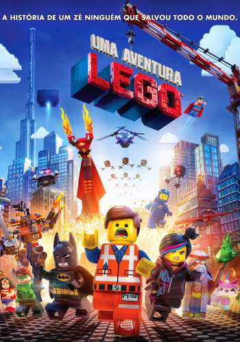 Uma Aventura LEGO Torrent – BluRay 720p/1080p Dublado