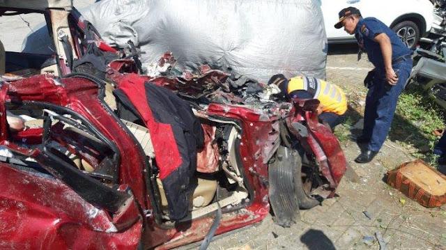 Kesaksian Pengemudi Truk yang Lolos dari Kecelakaan Tol Cipali: 'Saat di Km 150 lebih saya lihat ada bus 'terbang' melewati median jalan'