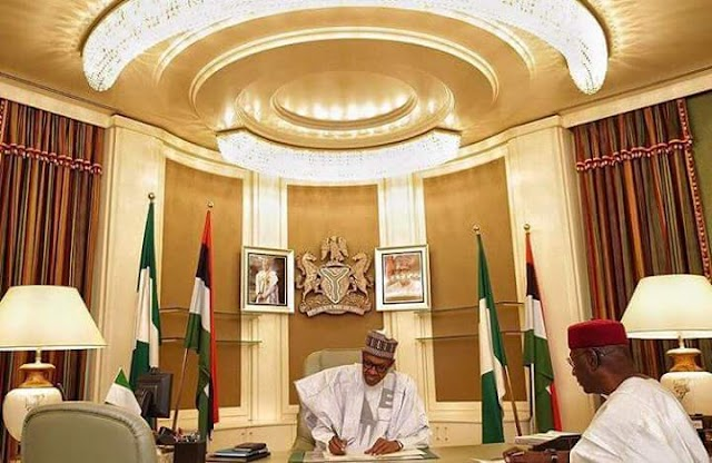 President Buhari submit names of new ministerial nominees to the senate