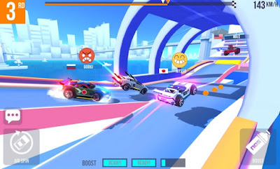 SUP Multiplayer Racing v1.5.5 MOD APK on Android (Money)