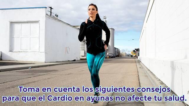 Pautas para hacer cardio en ayunas sin arriesgar la salud