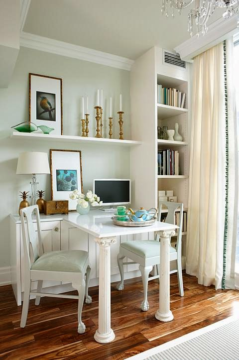 Decor Inspiration Small Space Style Cool Chic Style