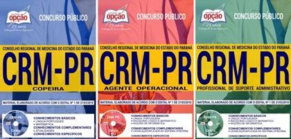 Apostila Concurso CRM-PR 2018