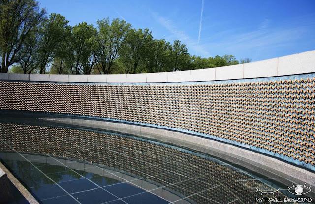 My Travel Background : 12 lieux à visiter à Washington D.C. - Mémorial de la Seconde Guerre Mondiale