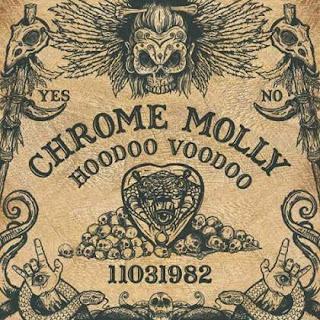 """Αποσπάσματα απ' όλα τα τραγούδια του δίσκου των Chrome Molly """"Hoodoo Voodoo"""""""