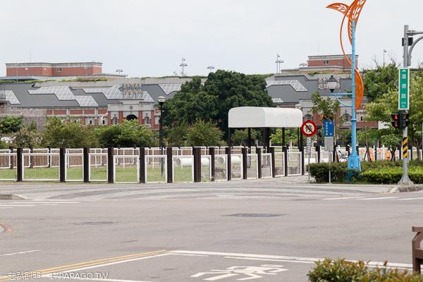 台中東區|帝國製糖廠台中營業所|歷史建築|台中產業故事館|湧泉公園