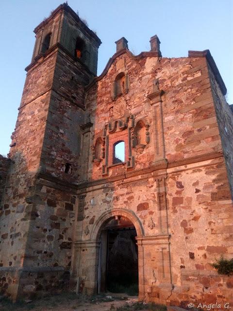 Fachada del Convento de San Román