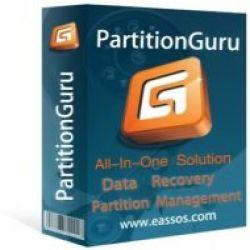 تحميل ASSOS PARTITIONGURU PRO للنسخ الاحتياطي و استعادة الملفات المحذوفة مع كود التفعيل free key