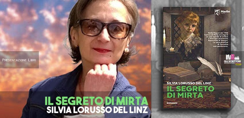 Silvia Lorusso Del Linz presenta: Il segreto di Mirta - Intervista
