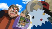 Capitulo 12 Temporada 17: ¡Atrapa Al Contrabandista Pokémon!