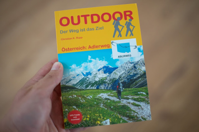 Outdoor Handbuch Österreich Adlerweg 01