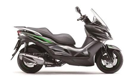 matic terbaru Kawasaki 2016
