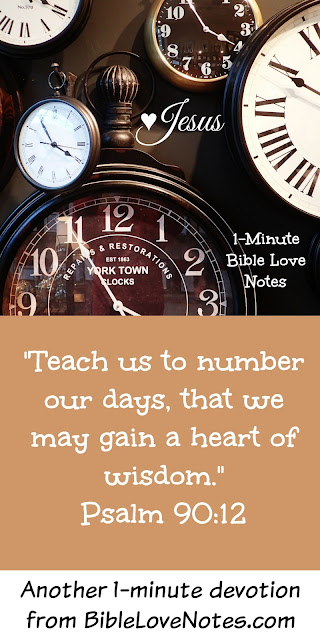 Matthew 6:33, Christian time management