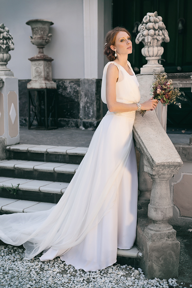 Vestido novia Zaragoza martha peters atelier blog bodas Aragón Teruel Huesca